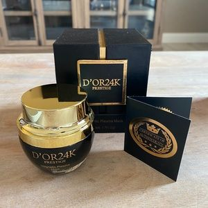 D'OR24K Prestige Magnetic Plasma Mask